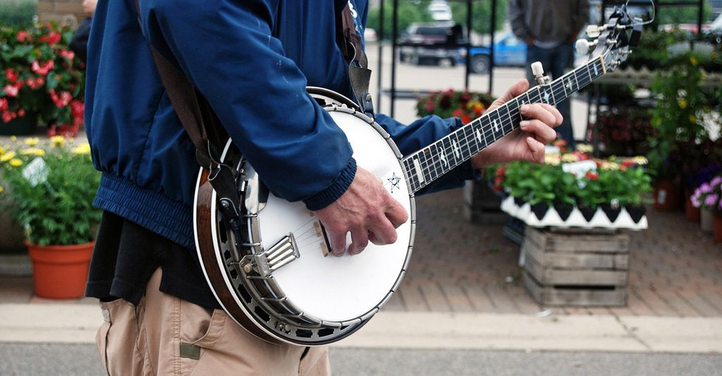 A Banjo Instructor in Portland, OR