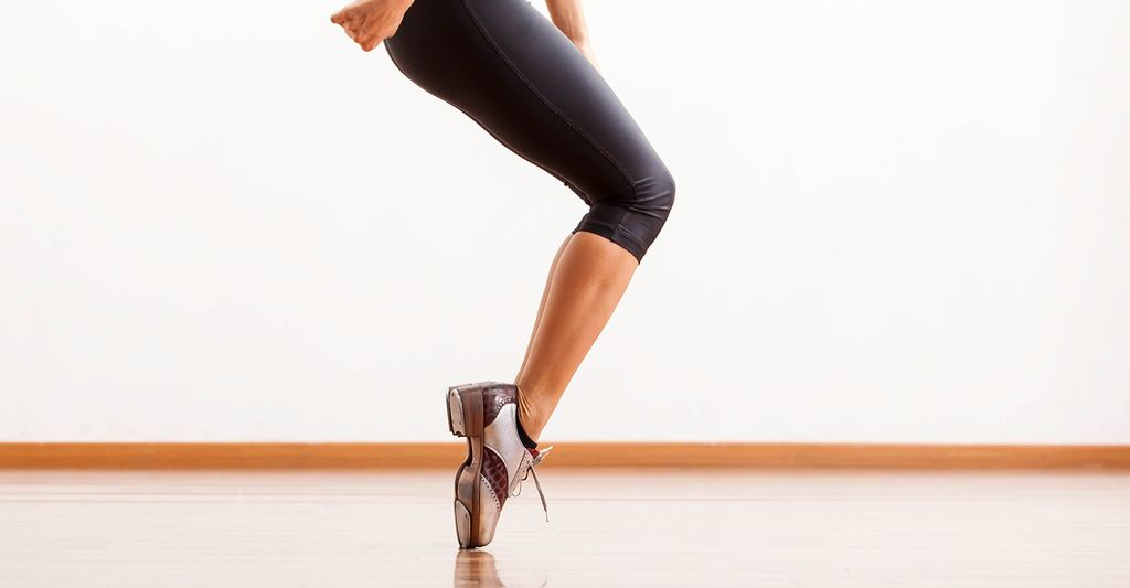 An adult tap dance instructor in Lancaster, PA