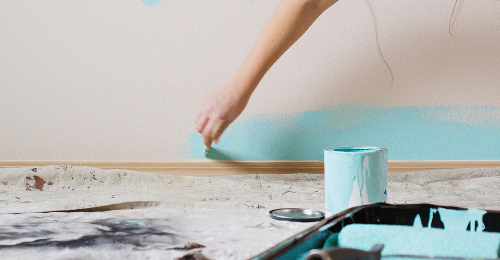 An apartment painter in Goodyear, AZ