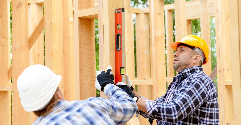 A framing contractor in Danbury, CT
