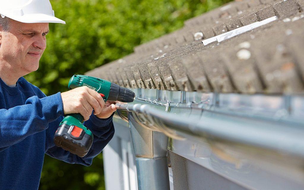 Gutter repair cost