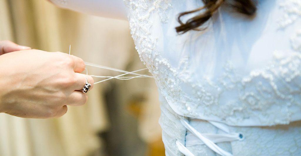 A wedding designer in McKinney, TX
