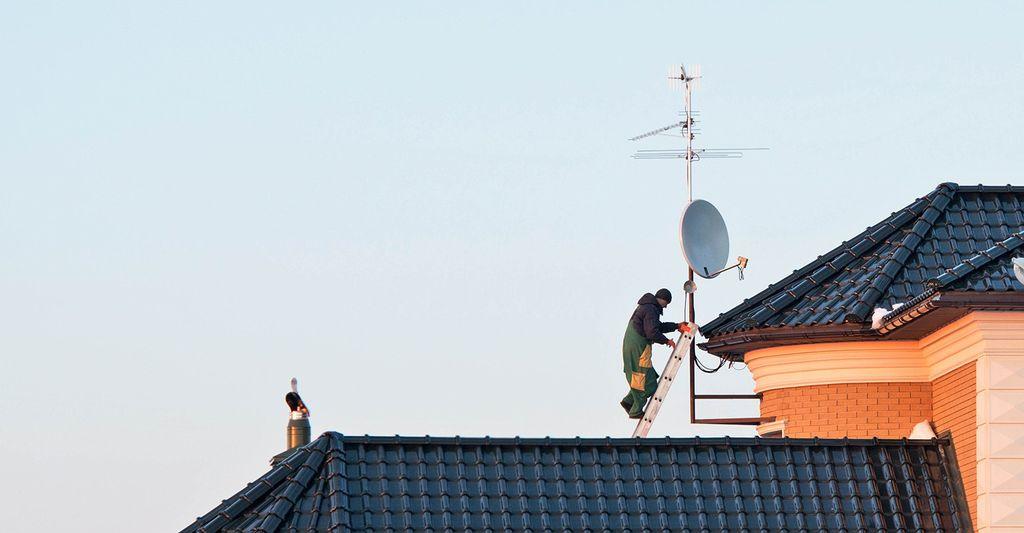 A Satellite Dish Professional near you