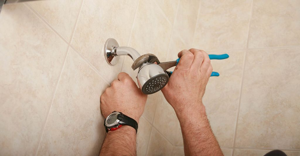 A shower contractor in Danbury, CT