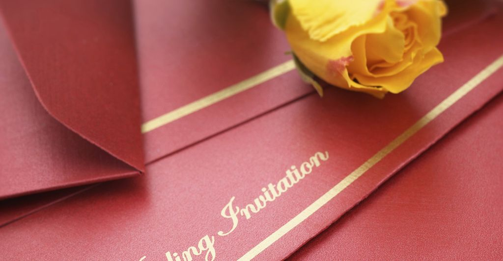 A wedding invitation service in Eagan, MN