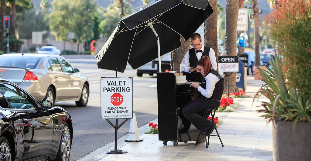 A Valet Parking Professional in Costa Mesa, CA