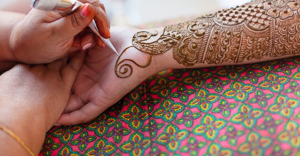 A Henna Artist in White Plains, NY