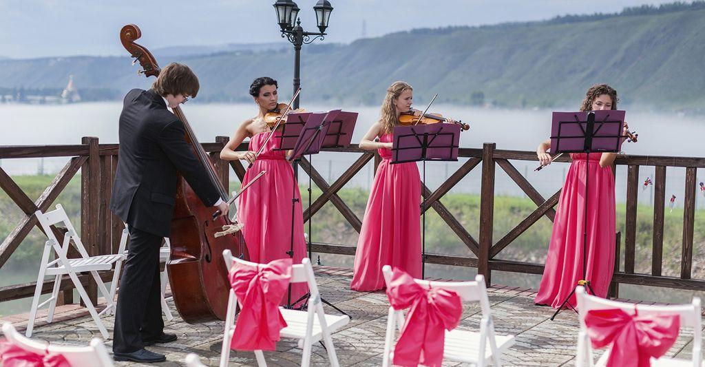 A wedding musician near you