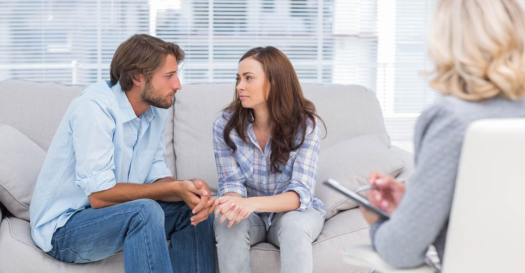 A marriage therapist in Riverside, CA