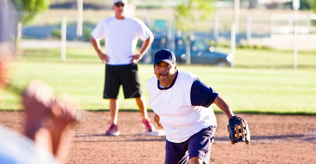A Softball Coach in Queens, NY