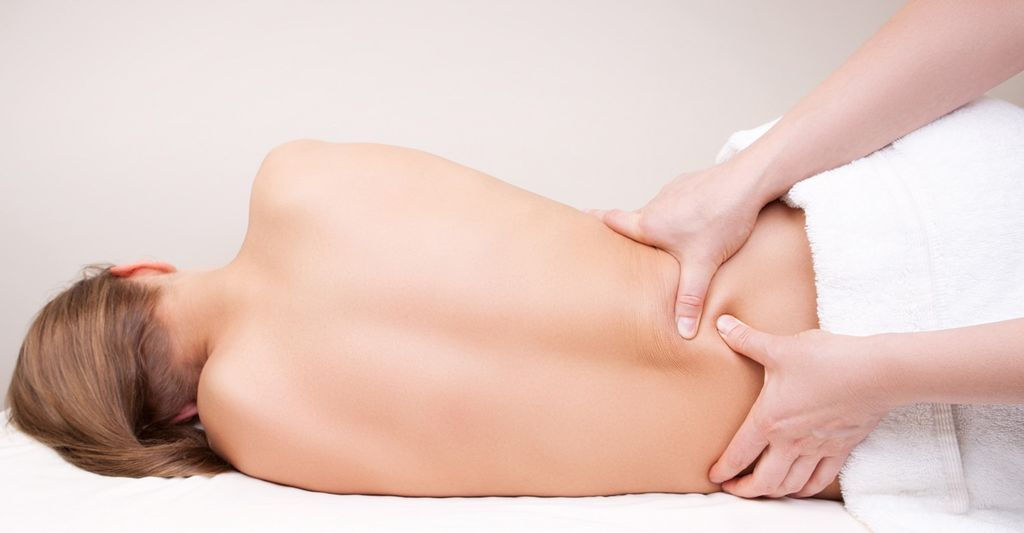 A deep tissue massage therapist in Burnsville, MN