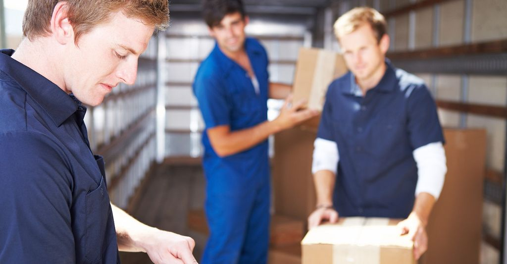 A professional mover in Louisville, KY