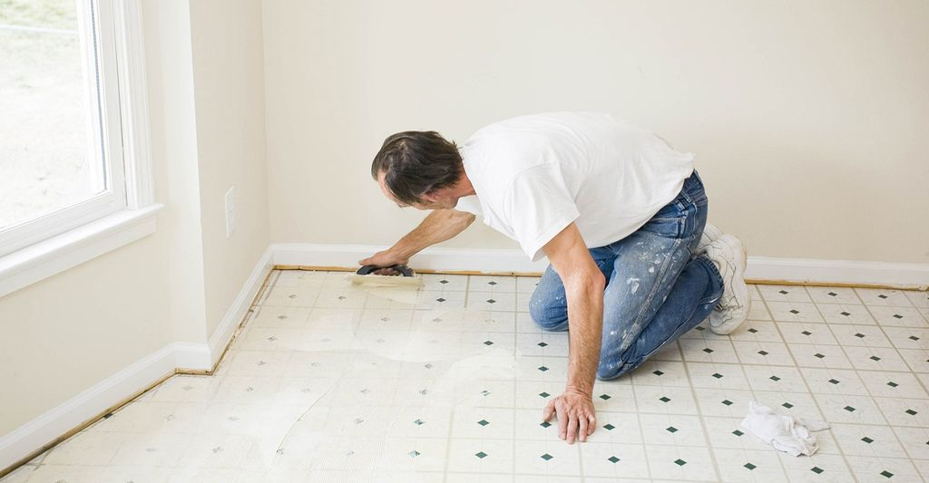 A vinyl sheet and tile flooring repairer near you