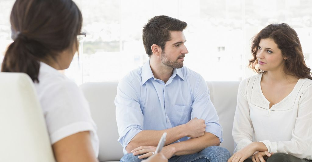A premarital counselor in Arlington Heights, IL