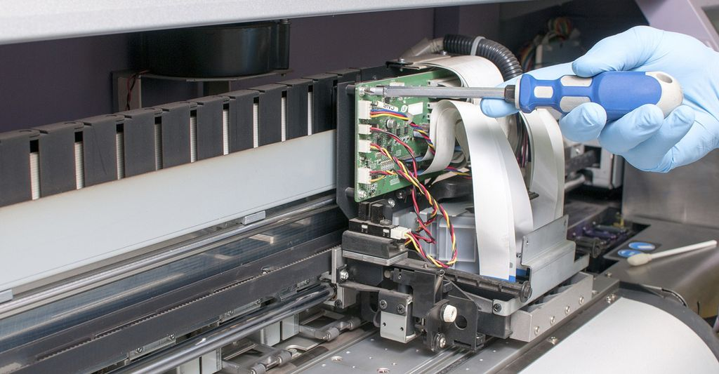 A Printer Repair Professional in Kennesaw, GA