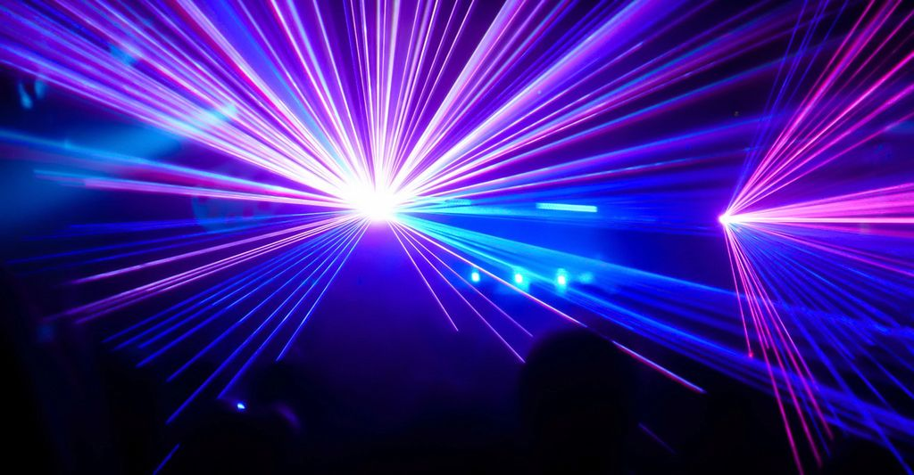 A Laser Show Professional near you