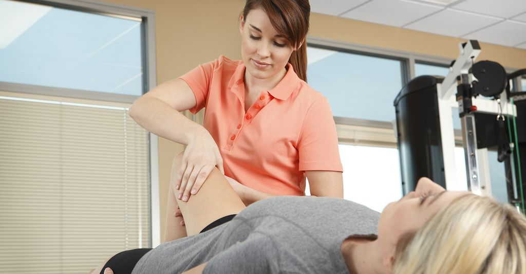 A medical massage therapist in Flushing, NY