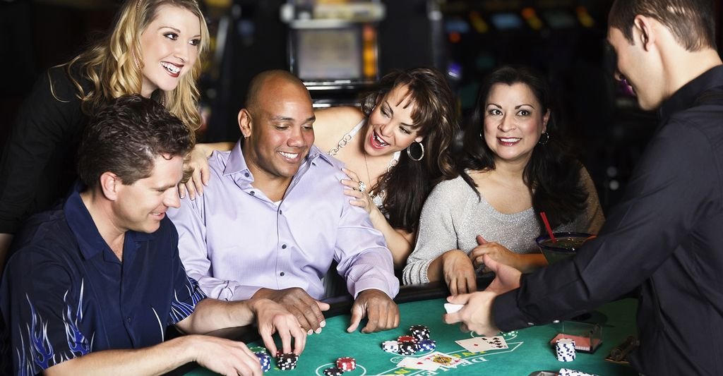 A casino table renter in Queens, NY
