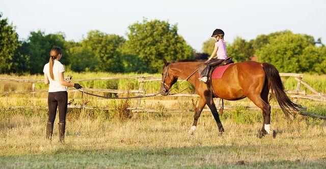 Cheap horseback riding