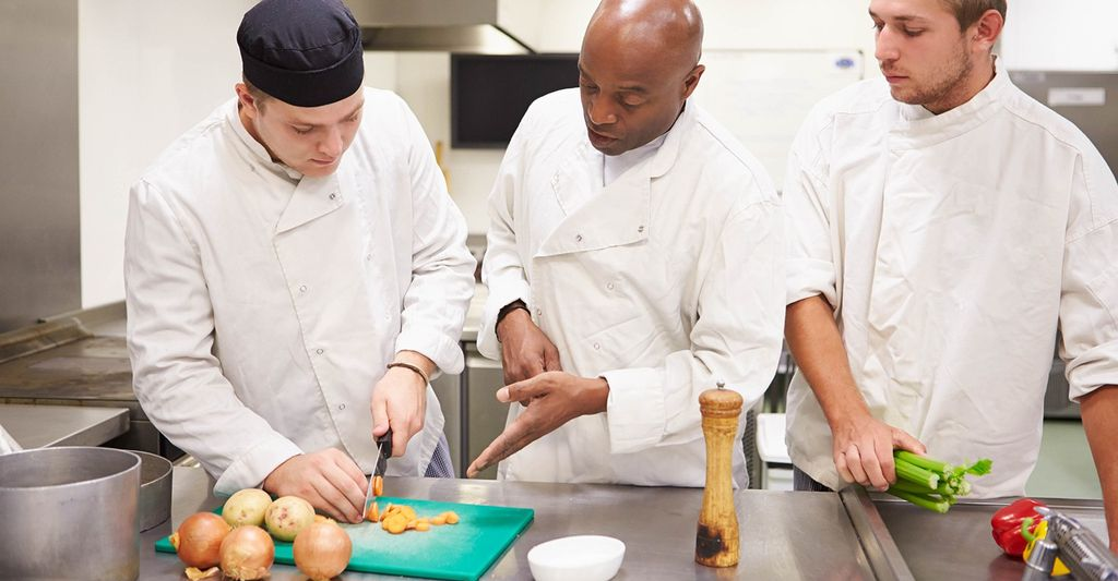 A beginner cooking instructor in Canton, OH