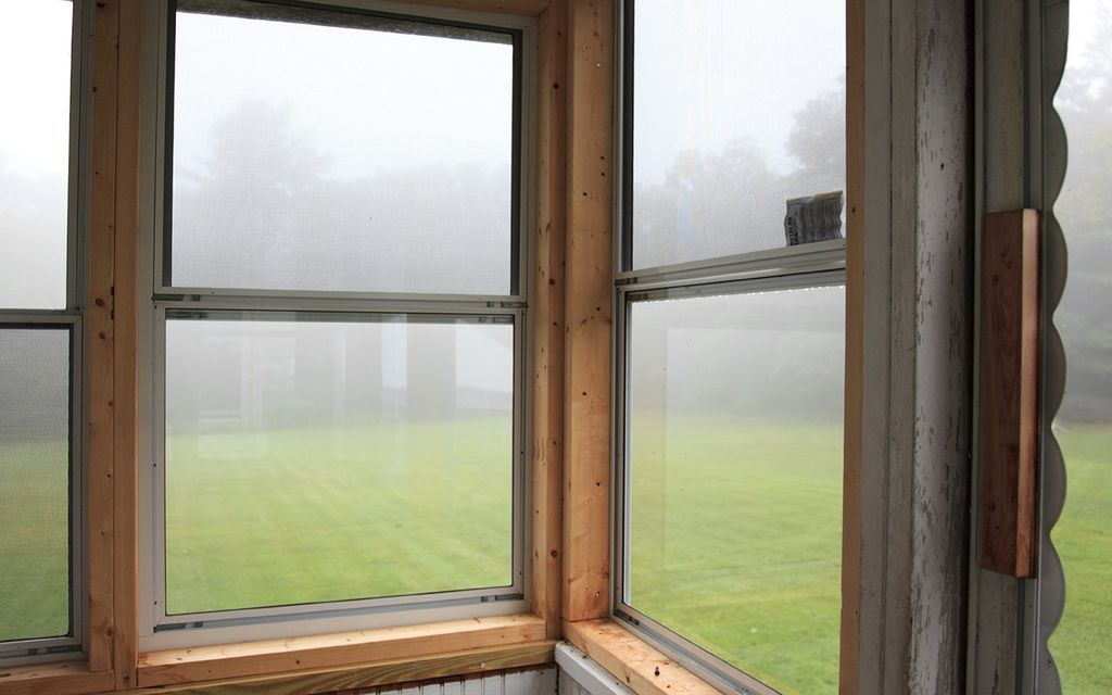 Window screen replacement cost