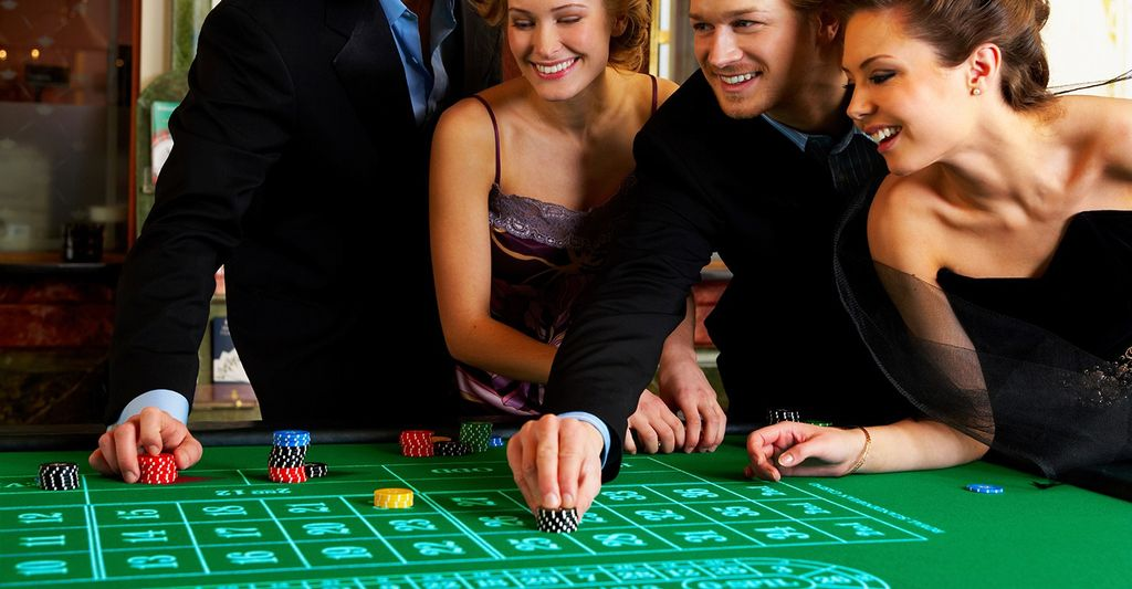 A Casino Party Planner in Alameda, CA