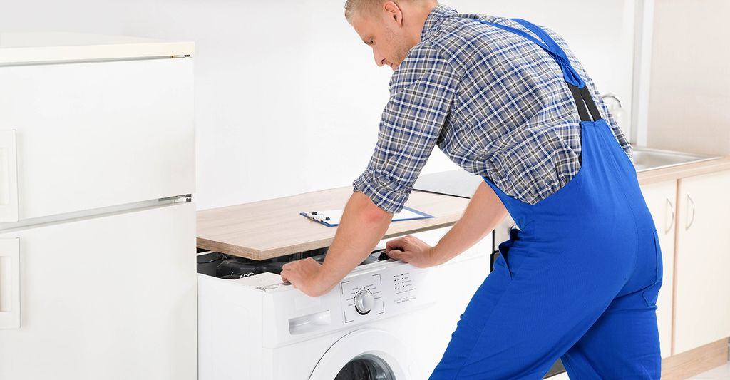 A washer dryer professional in Taunton, MA