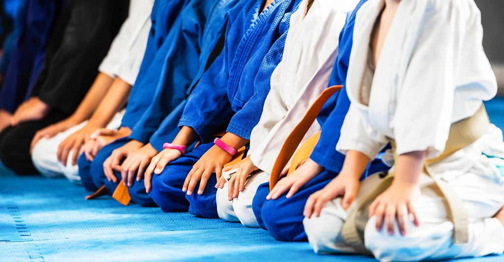 A judo instructor in Oregon City, OR