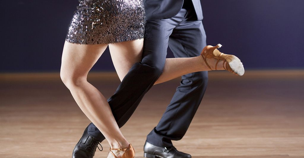 A Salsa Dance Instructor in Hollywood, FL