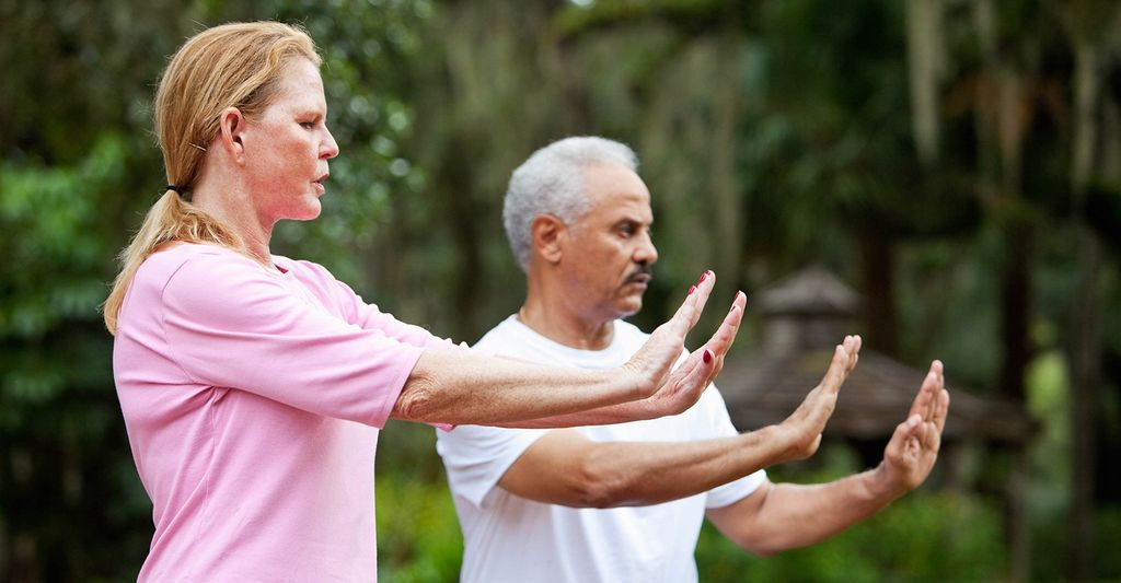 A Tai Chi Instructor in New Rochelle, NY