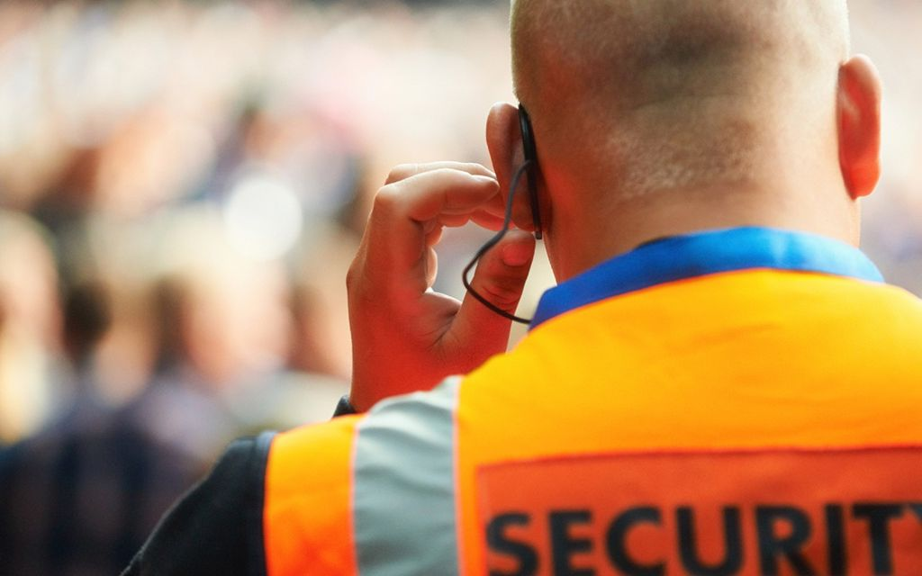 Security guards cost