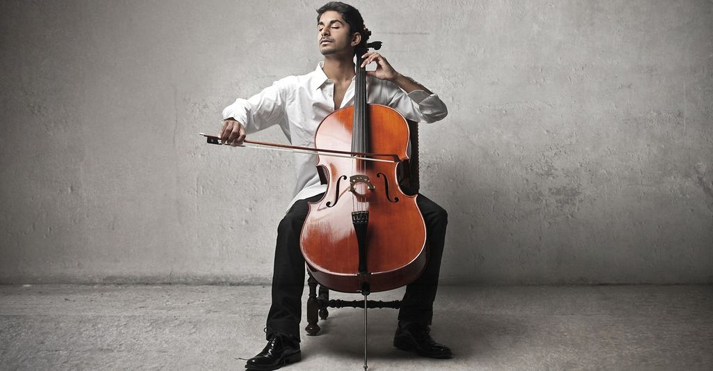 A cello instructor in San Bernardino, CA
