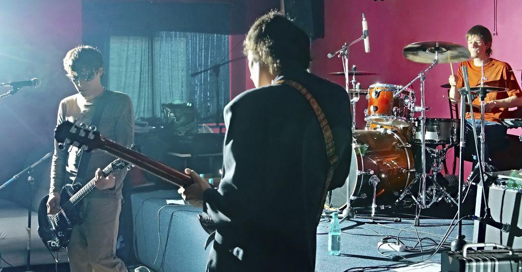 A wedding rock band near you