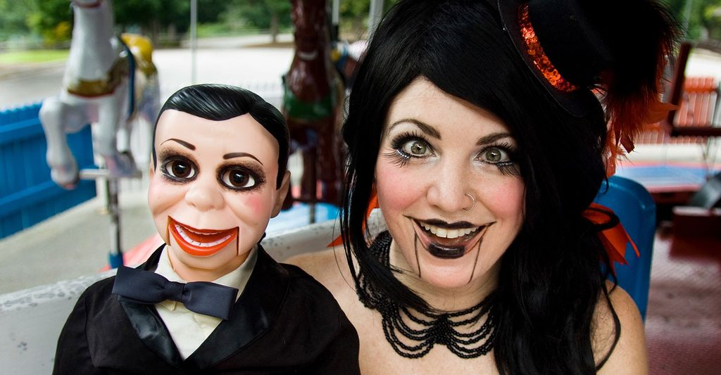 A ventriloquist near you