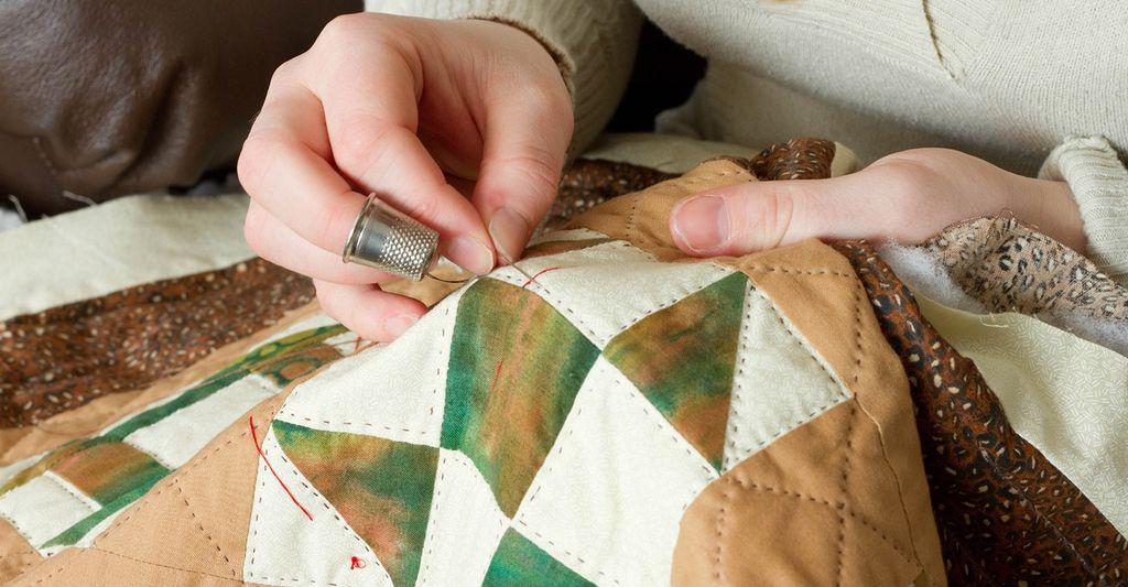 A Quilt Maker in Fontana, CA