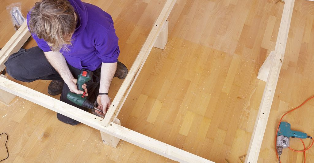 A bed frame assembler near you