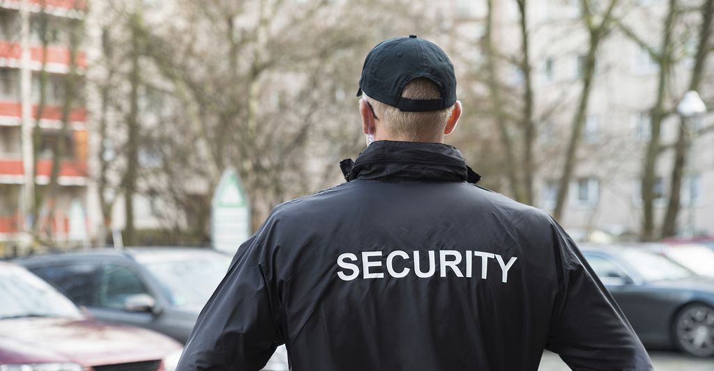 A security consultant in Westminster, CA