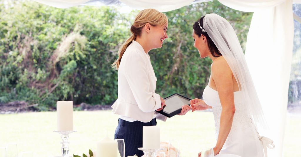 A day of wedding coordinator in Bellflower, CA