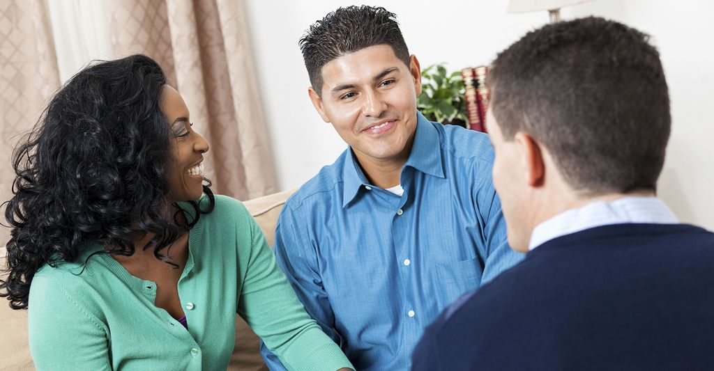 A marriage counselor in Chino Hills, CA