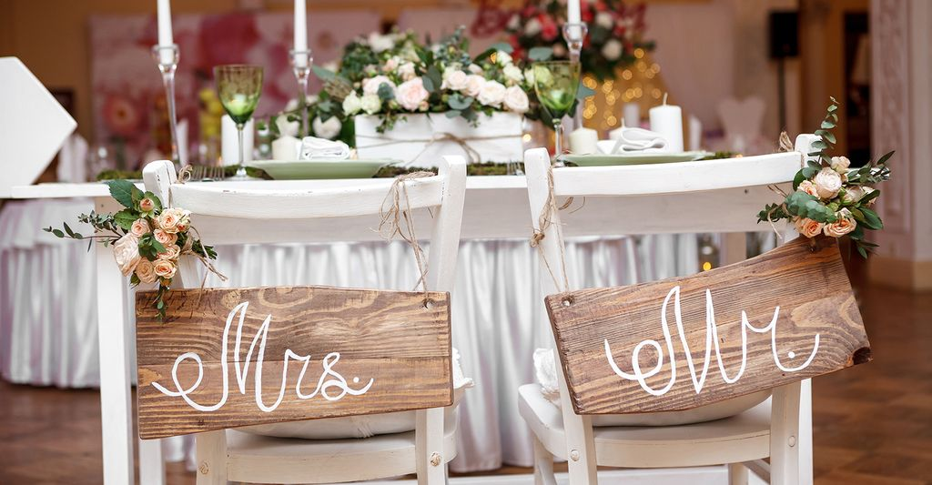 A wedding reception decorator in Santee, CA