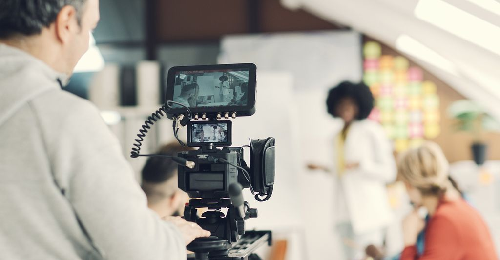 A video production professional in Montavilla, OR