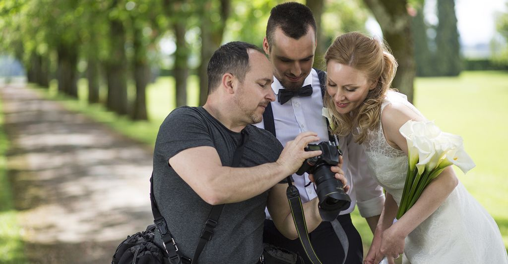 An event photographer in Mequon, WI