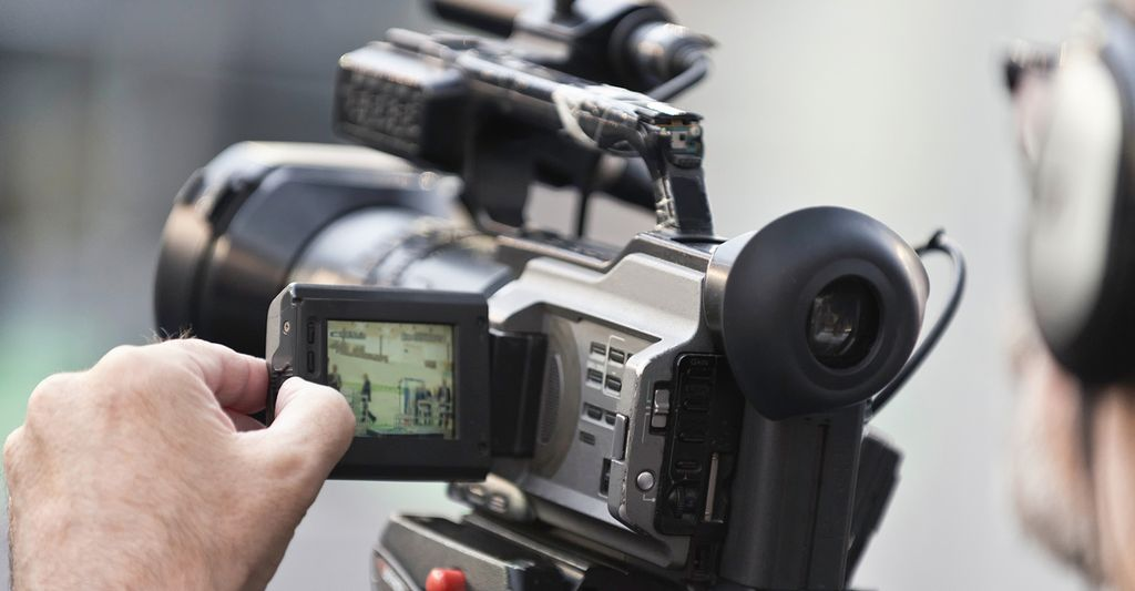 An event videographer in Coral Gables, FL