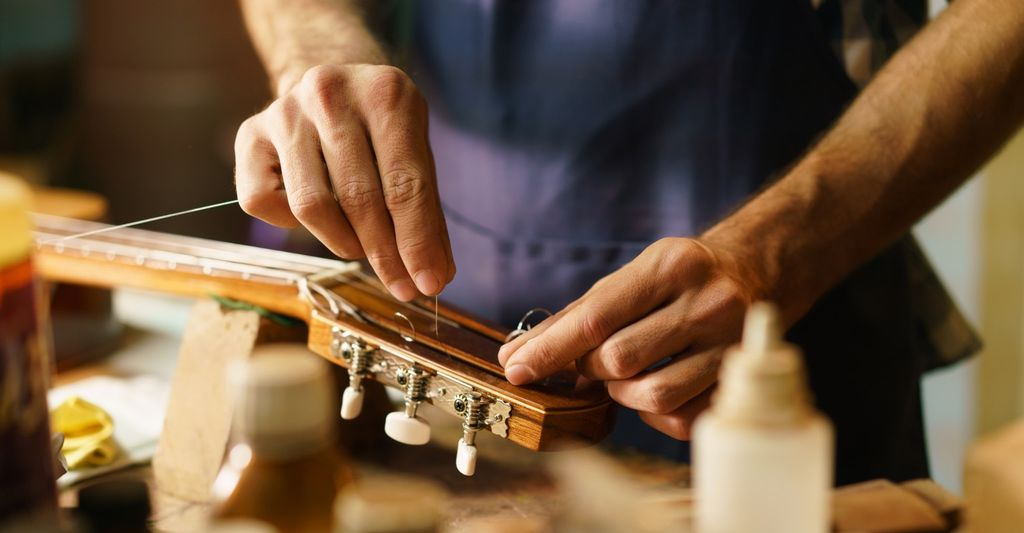 A Guitar Repair Professional in Chicago, IL