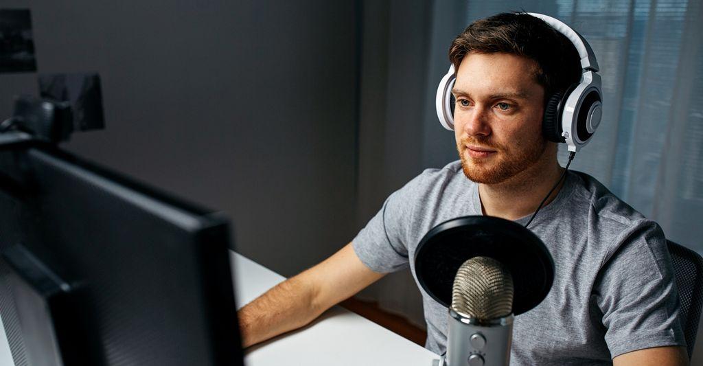 A radio streamer in Las Vegas, NV