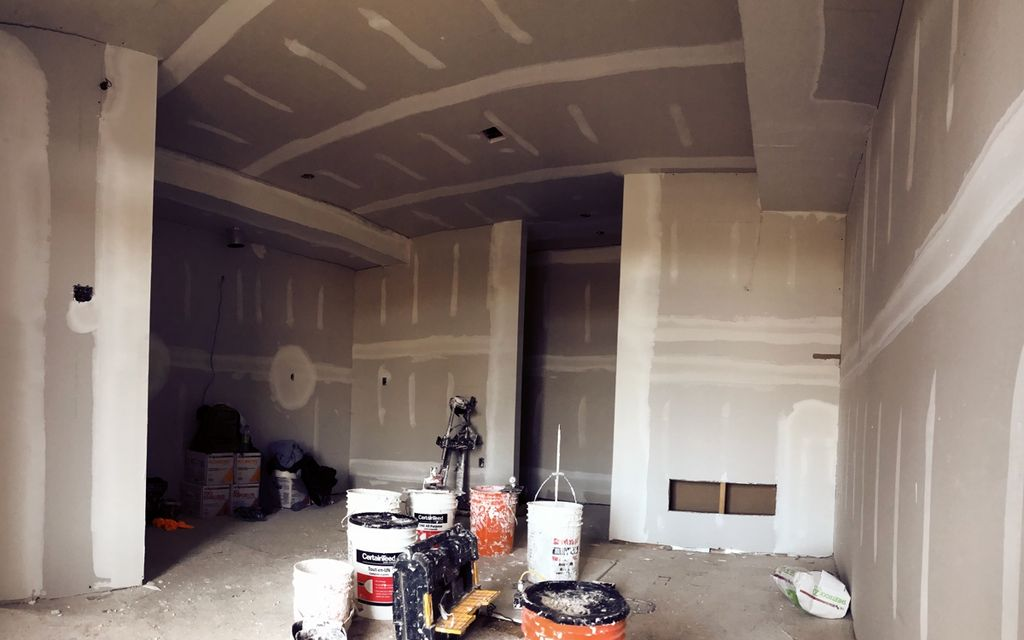 What Does Garage Mean: 2019 Average Drywall Repair Cost