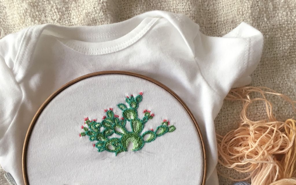 Embroidery cost