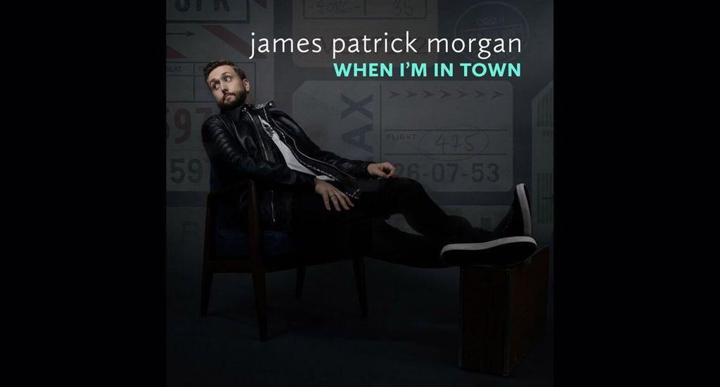 James Patrick Morgan Album Cover Photo Shoot