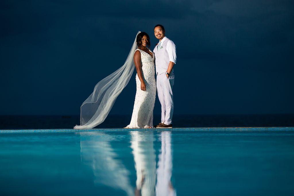 Jim & Diesha's wedding