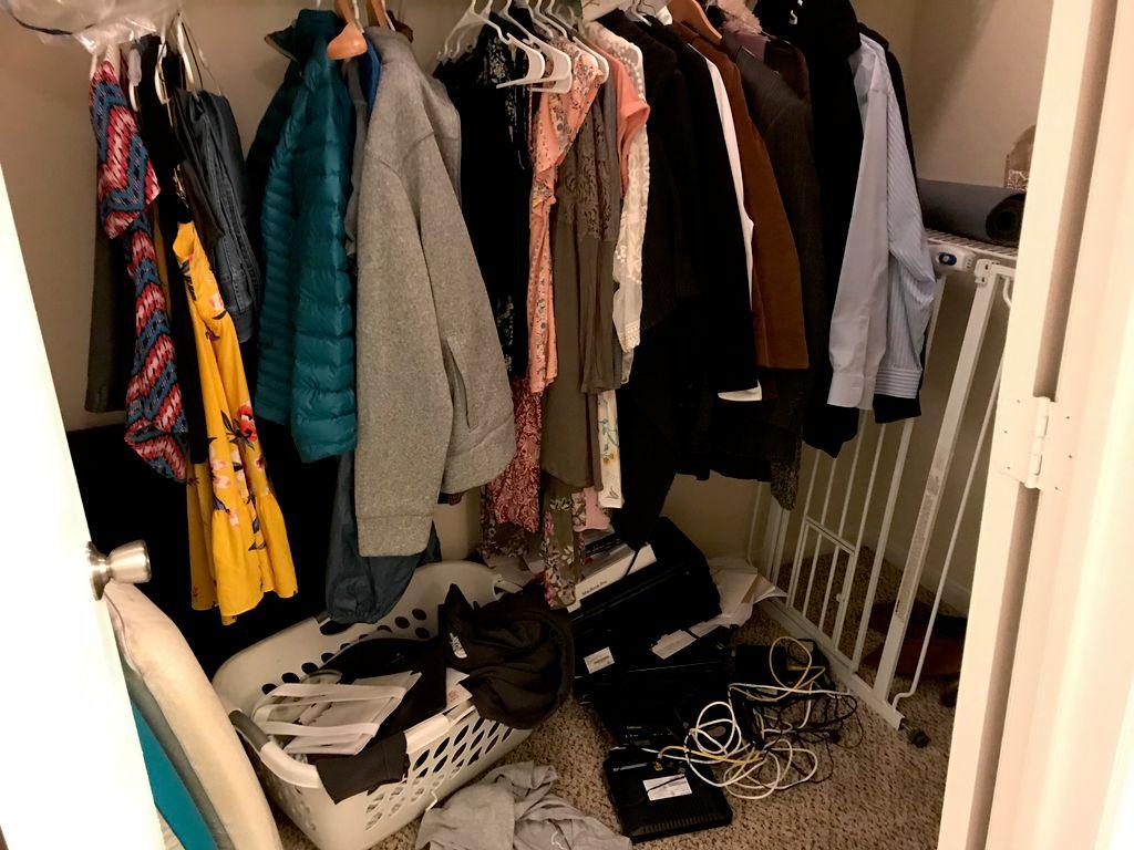Move into 2 Bedroom Apt Unpack & Setup